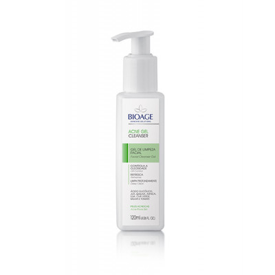 ACNE GEL CLEANSER - 120ML