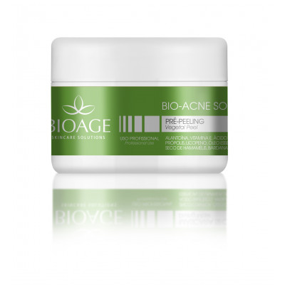 BIO-ACNE SOLUTION PRÉ-PEELING VEGETAL - 90G