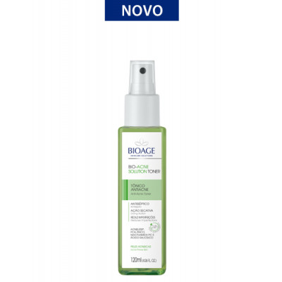 BIO-ACNE SOLUTION TONER - 120ML