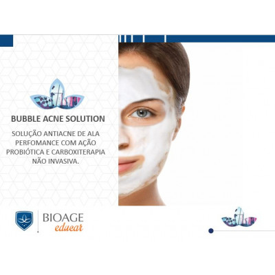 Protocolo Bubble Acne Solution