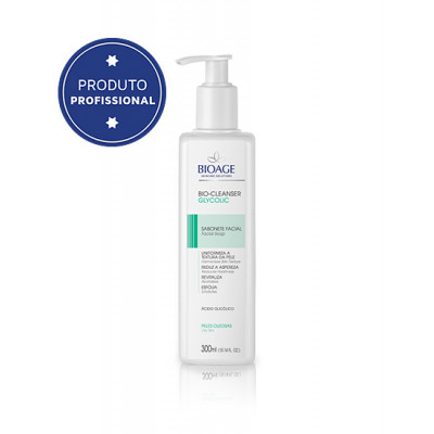 BIO-CLEANSER GLYCOLIC - 300ML (VIP)
