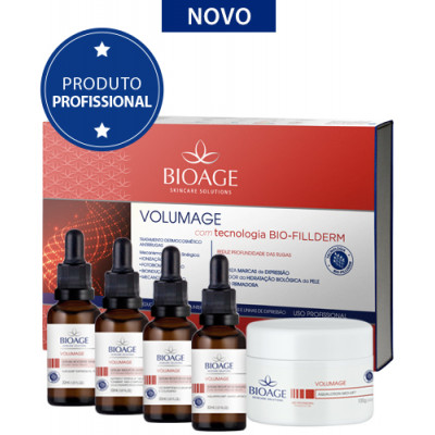 KIT VOLUMAGE COM TECNOLOGIA BIO-FILLDERM