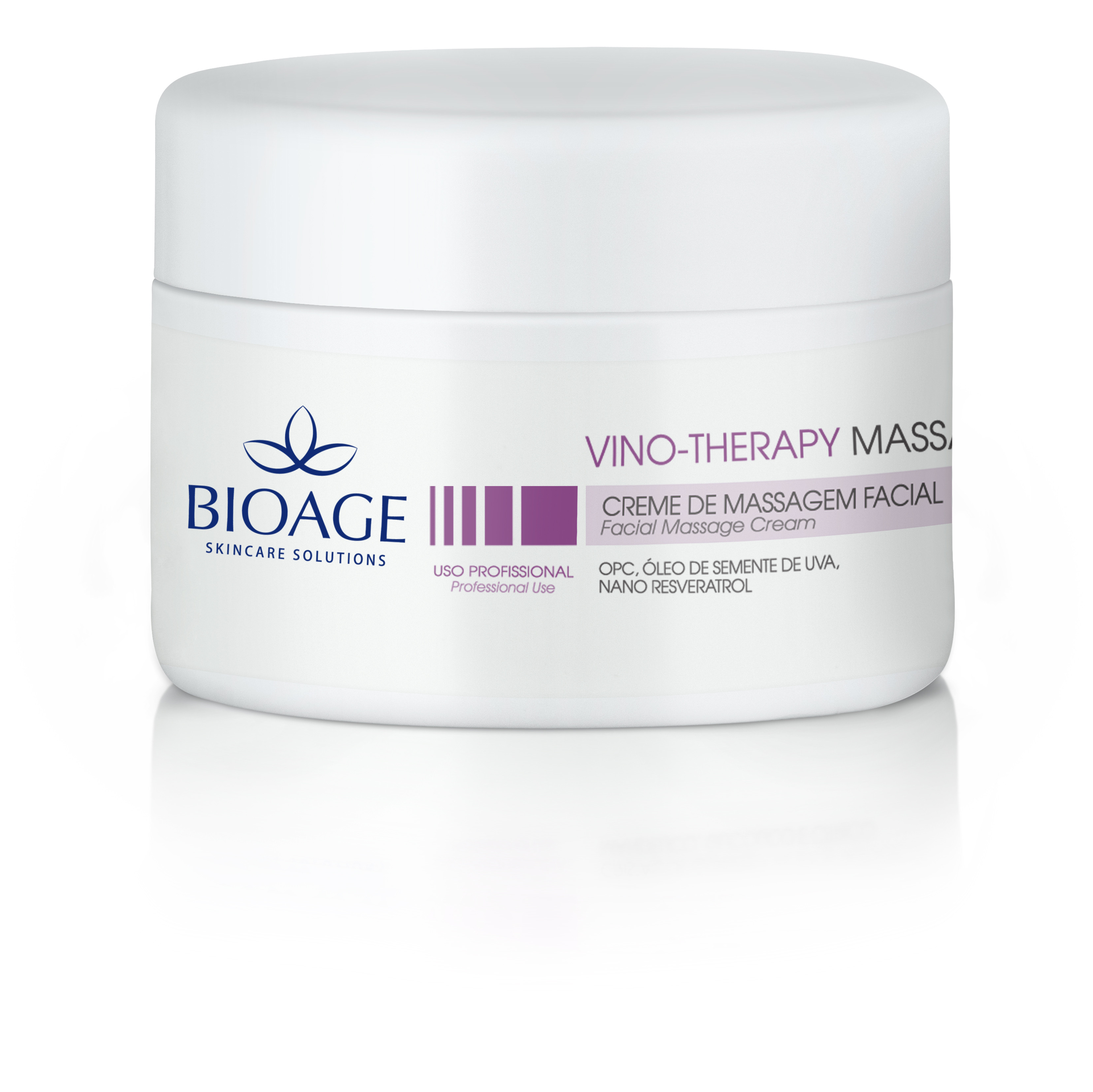 VINO-THERAPY CREME DE MASSAGEM (FACIAL) - 60G