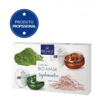 KIT BIO-MASK SUPLEMENTOS FACIAIS
