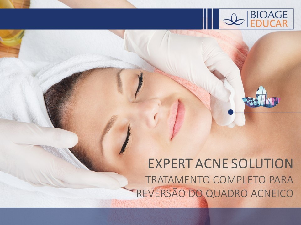 Protocolo Expert Acne Solution